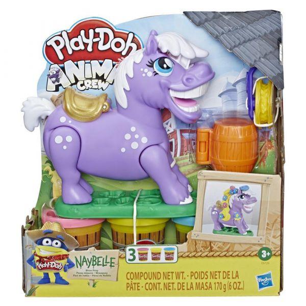 Conjunto Massa de Modelar - Play-Doh - Animal Crew - Tabele - Hasbro