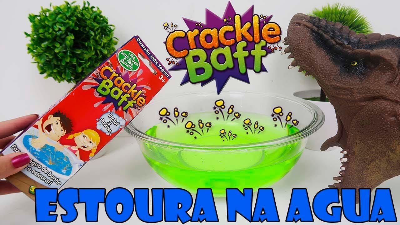 Crackle Baff 24 Gramas -Sunny