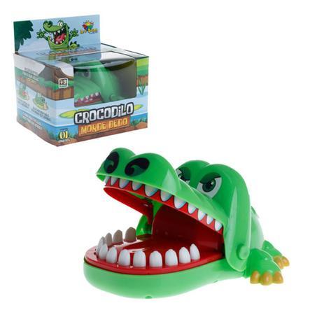 Crocodilo Morde Dedo - Art Brink