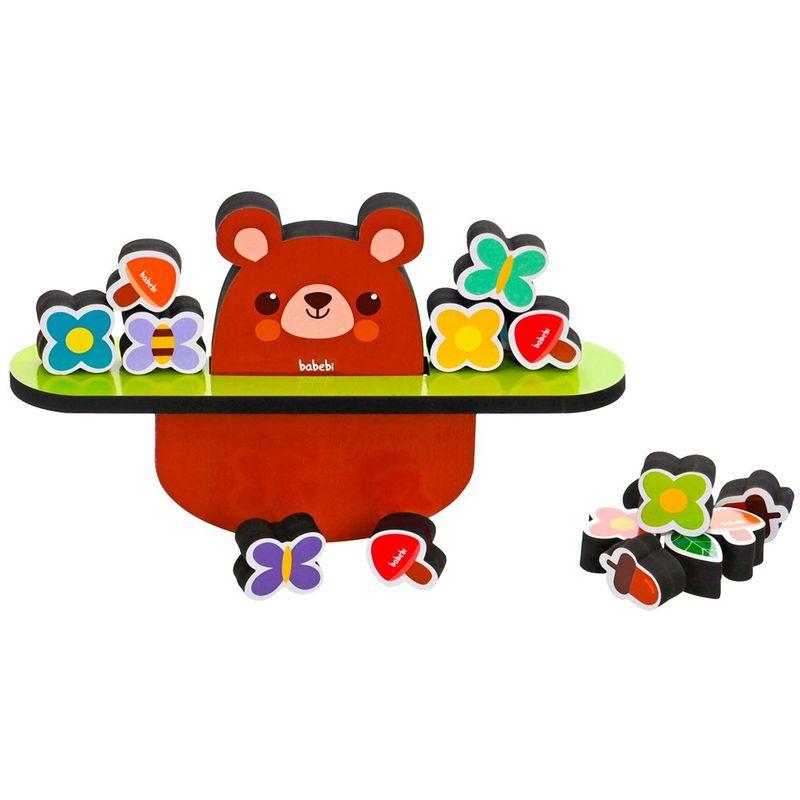 Equilibre o Ursinho - Babebi