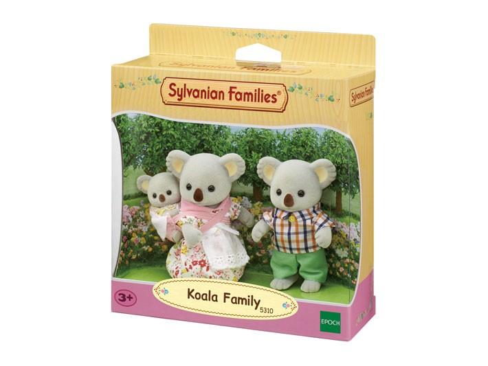 Família dos Coalas - Família Sylvanian - Epoch