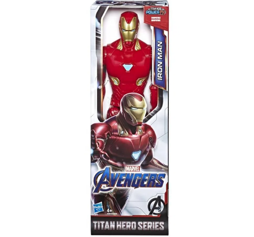 Homem de Ferro - Avengers - Titan Hero Series