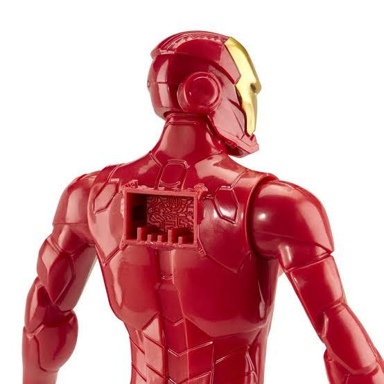 Homem de Ferro com Lançador - Hasbro
