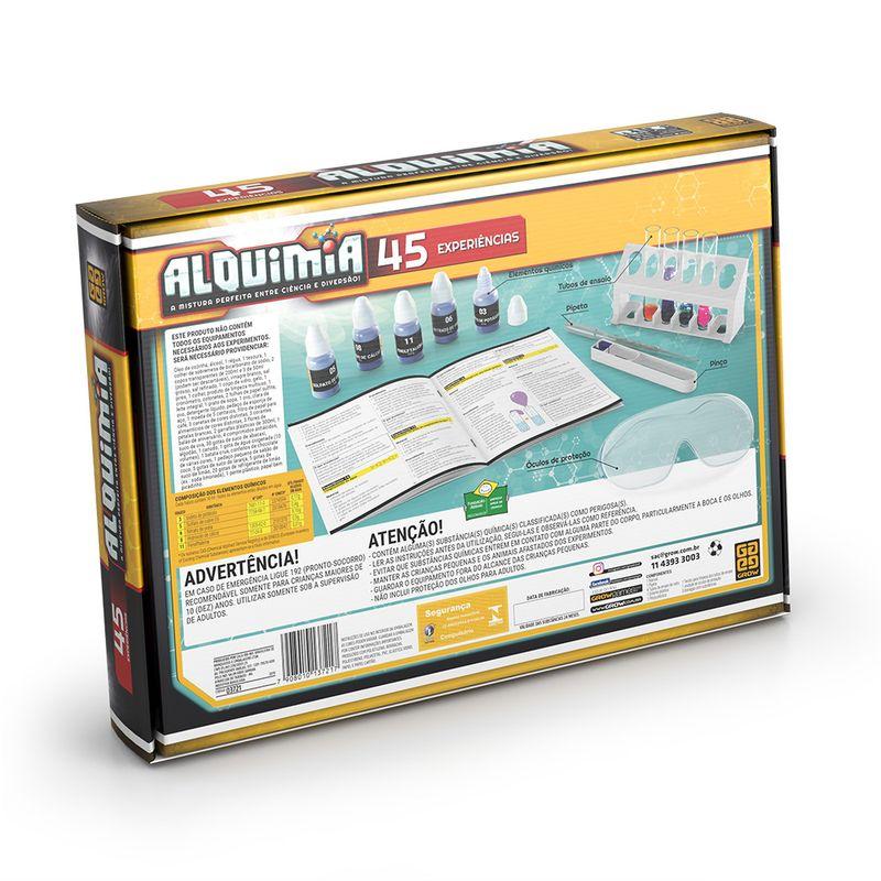 Jogo Alquimia 45 - Grow