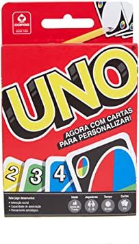 Jogo De Cartas Uno