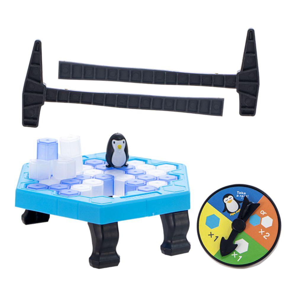 Jogo Quebra Gelo Pinguim Numa Fria - Art Brink