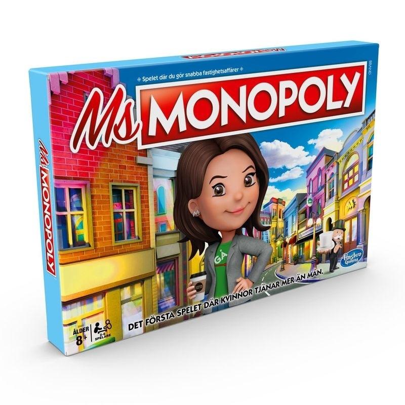Jogo Sra. Monopoly - Hasbro