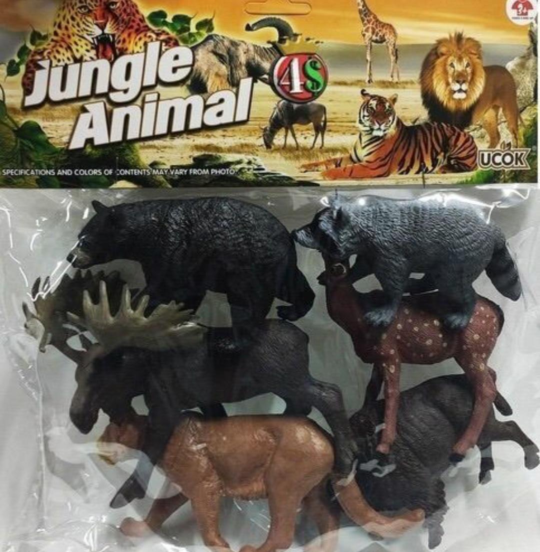 Jungle Animal -Ukok.