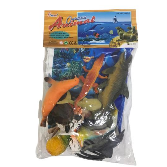 Kit Animais do Oceano