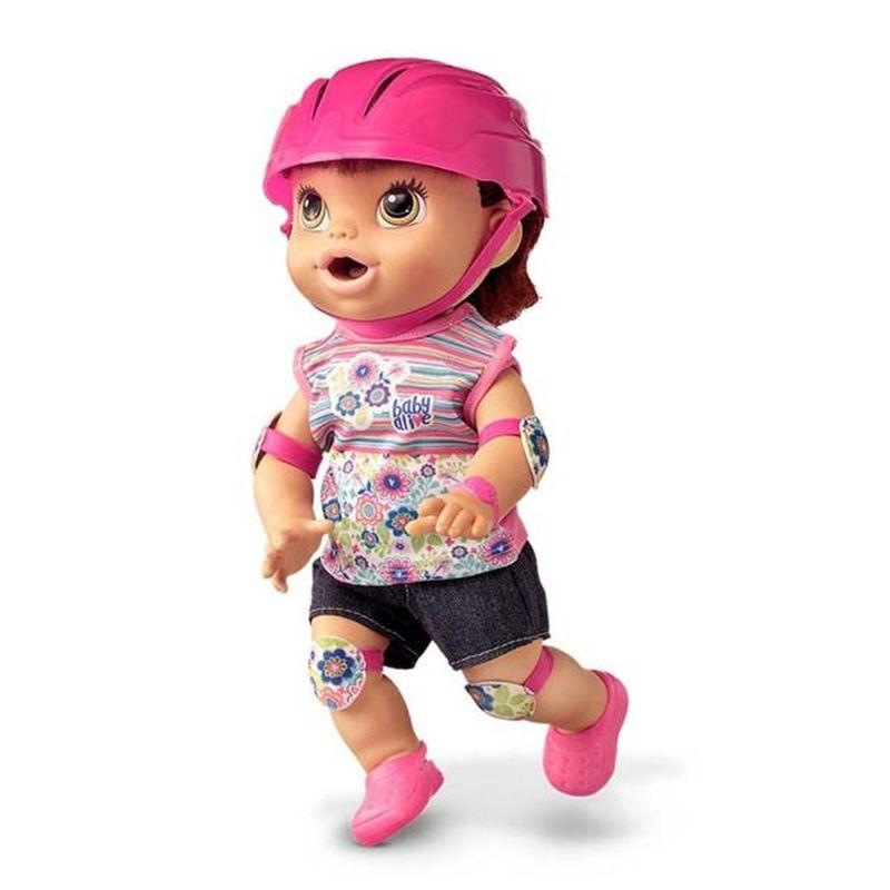 Kit De Proteção Para Boneca Baby Alive - Hasbro