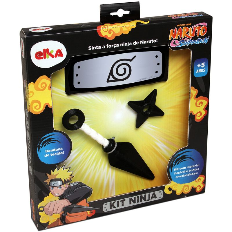 Kit Ninja Naruto - Elka