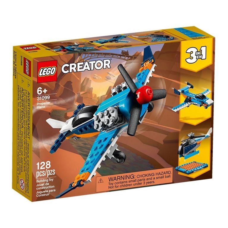 LEGO Creator - Avião de Hélice - 31099