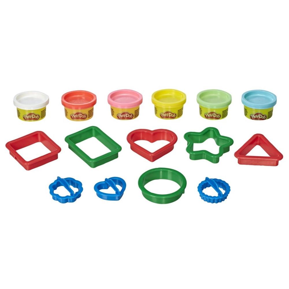 Massinha Play-Doh Formas Variadas  - Hasbro