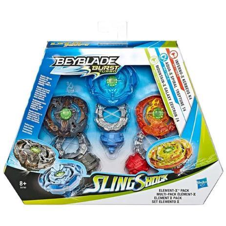 Piao beyblade element multipack - Hasbro
