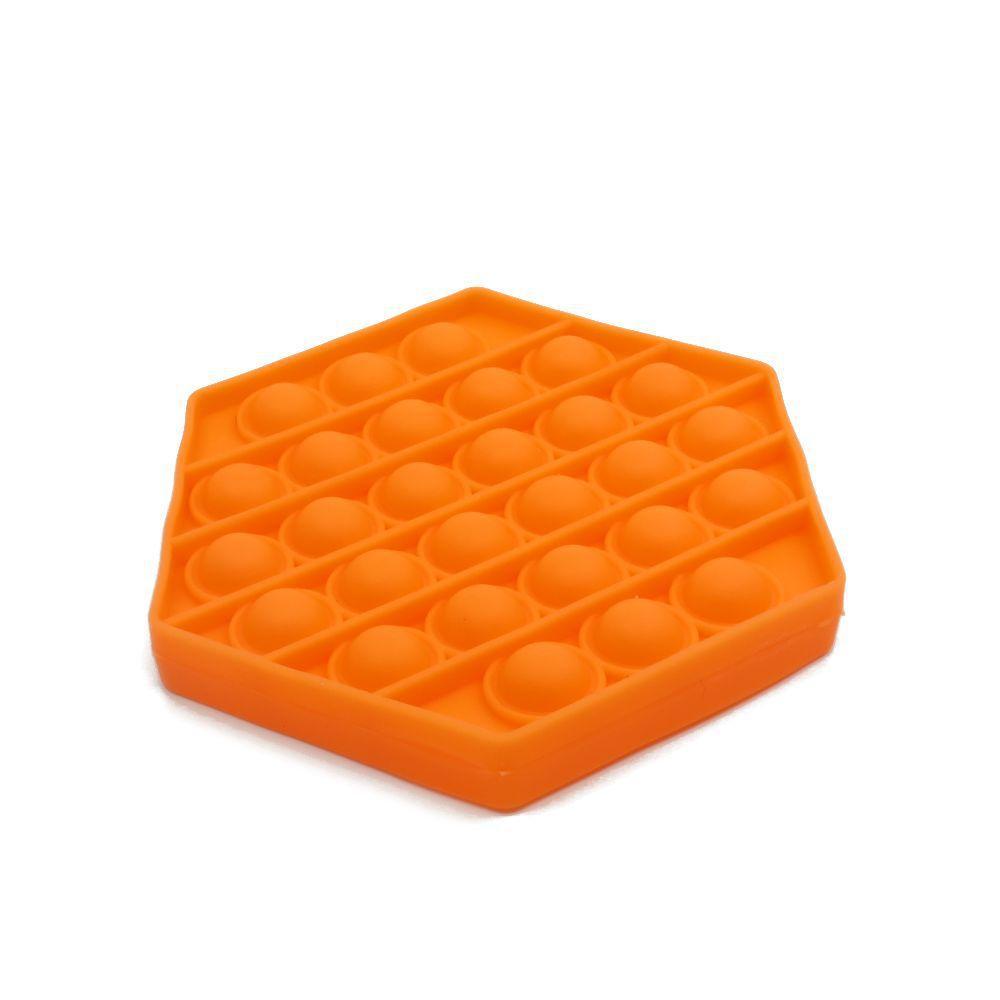Pop It Fidget Formas Geometrícas E Quebra-Cabeça.