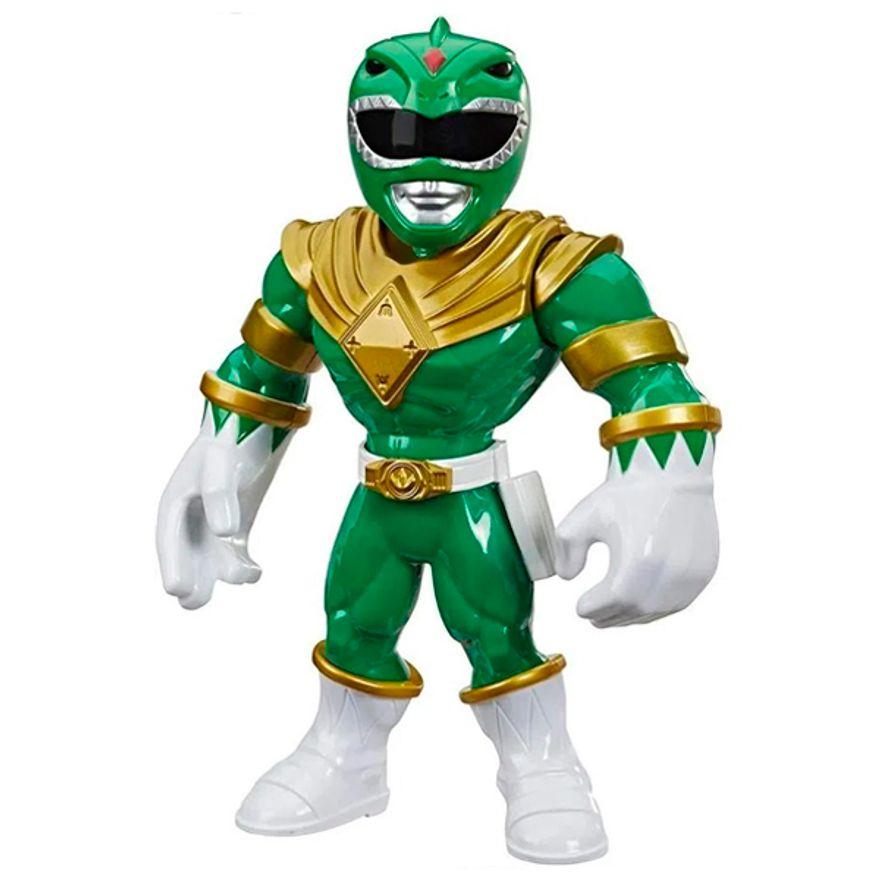 Power Rangers Mega Mighties Ranger Verde - Hasbro