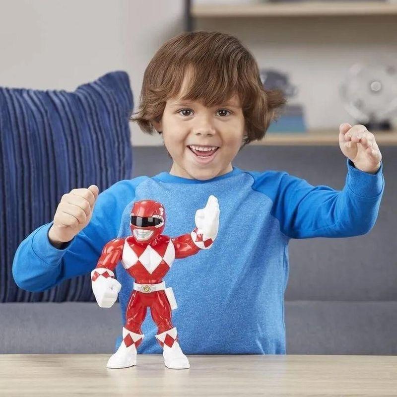 Power Rangers Vermelho Mighties  - Hasbro