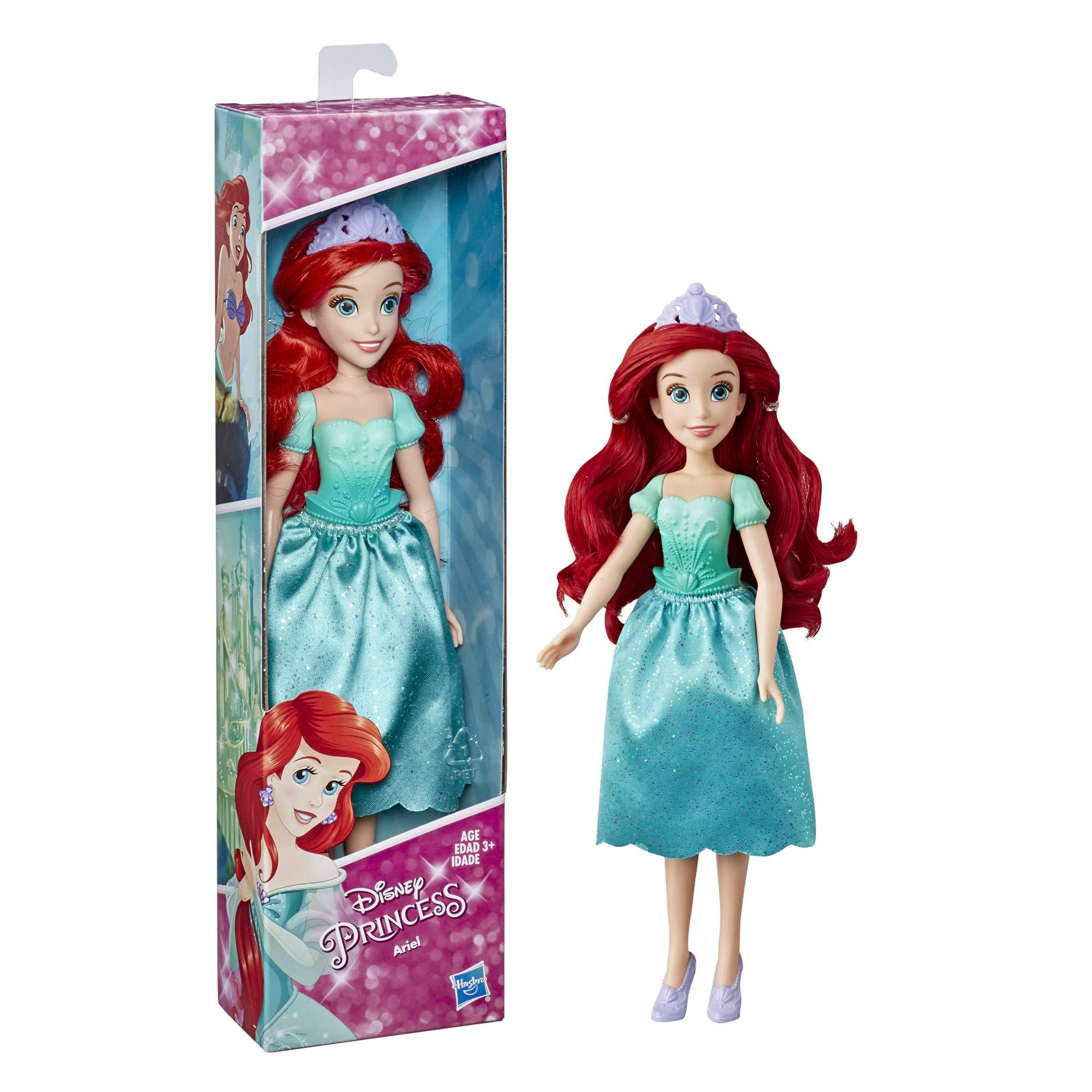 Boneca Princesa DIsney  Ariel - Hasbro