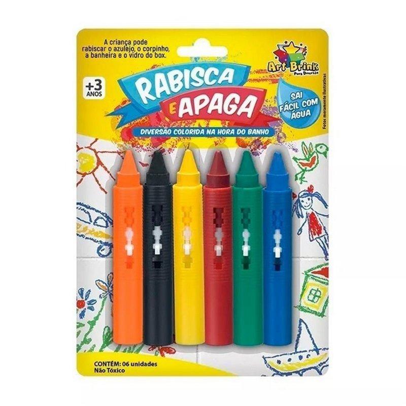 Rabisca e Apaga - Artbrink