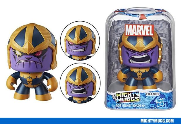 Thanos - Mighty Muggs