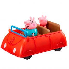 Veículo e Mini Figuras - Peppa Pig - Carro da Familia Pig - Sunny