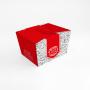 Box Antivazamento - 12x15x10cm - 100 unidades