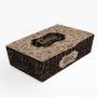 Box Antivazamento - Tamanho Jumbo - 25x15,5x5,6cm - 100 unidades