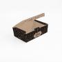 Box Antivazamento - Tamanho P -  Linha Kraft