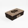 Box Antivazamento - Tamanho M - 16,9x10x5cm - 100 unidades