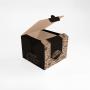 Box Antivazamento - Quadrada Basculante - Kraft