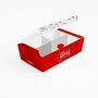 Divisória para Box Antivazamento em Triplex - 100 Unidades