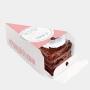Embalagem para Fatia de Bolo - Modelo Cup Cake