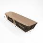 Embalagem para Hot Dog e Baguete - 22x5,4x4,5cm - 100 unidades