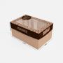 Embalagem para Rocambole e Bolos
