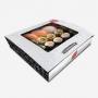 Embalagem para Sushi, Sashimi e Combinados - Tamanho G - 19x27x4cm - 100 unidades