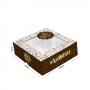 Embalagem para Tortas e Donuts - 24x24x8cm - 100 unidades