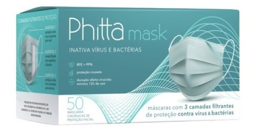 Máscara Phitta Mask 4 un