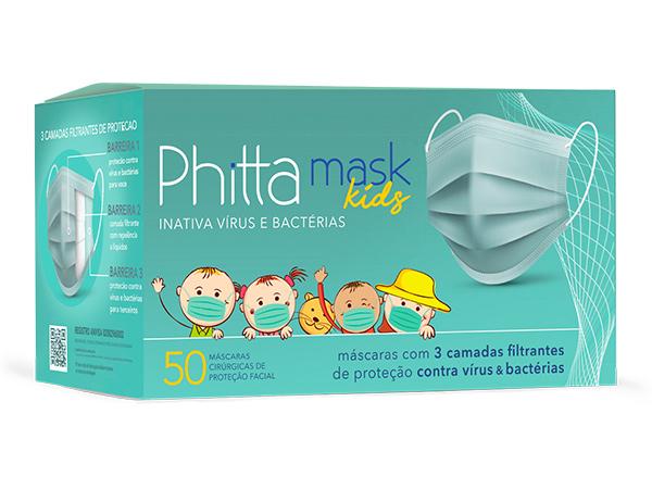 PHITTA MASK KIDS 50UN