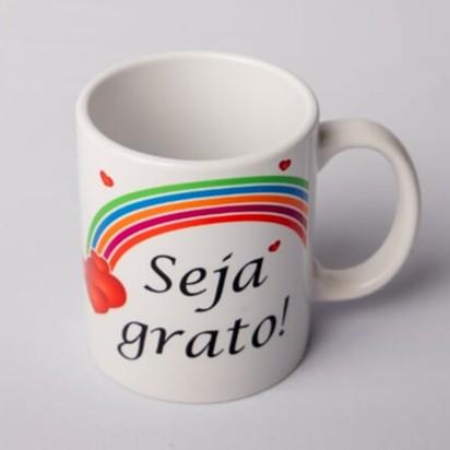 """Caneca """"Seja Grato!"""""""