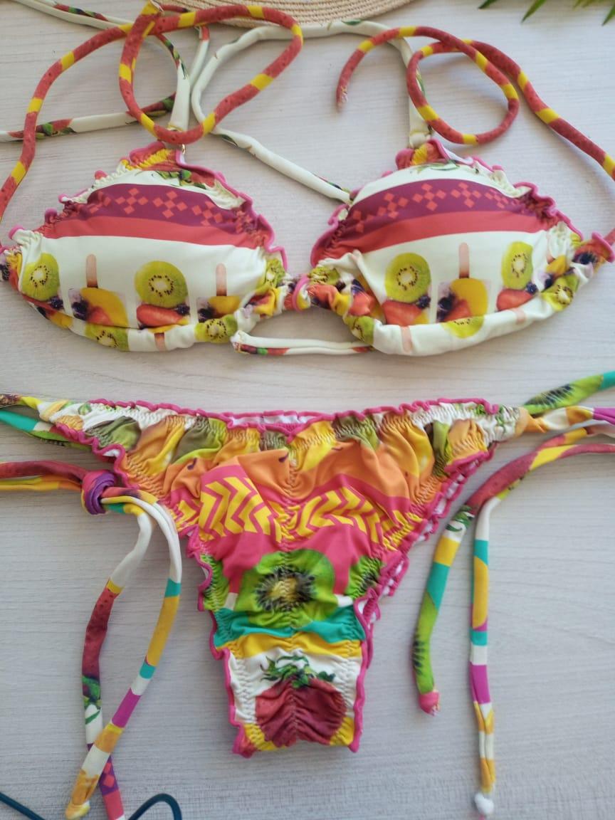 Biquíni - Frutinhas do Verão