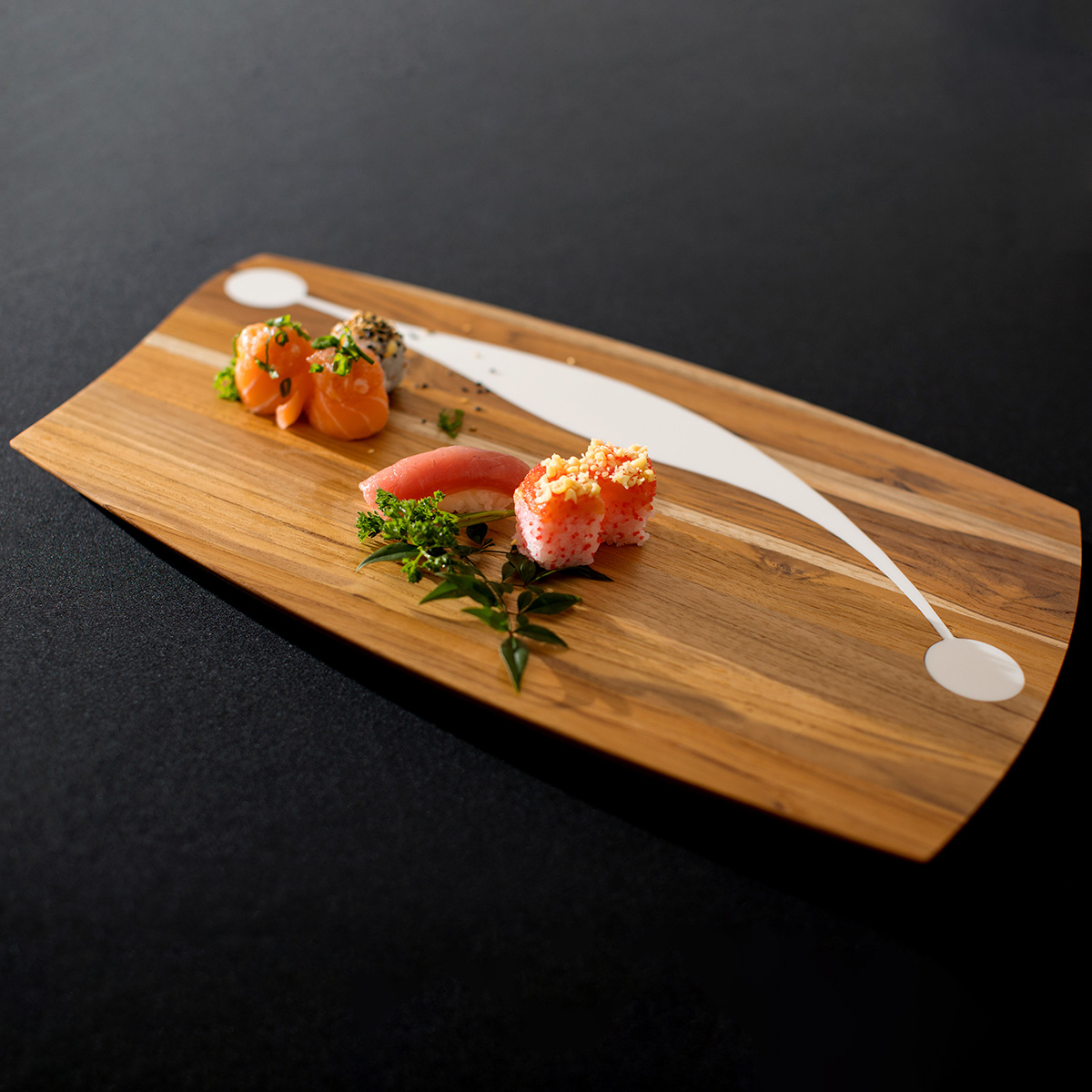 Tábua de Sushi Kyoto