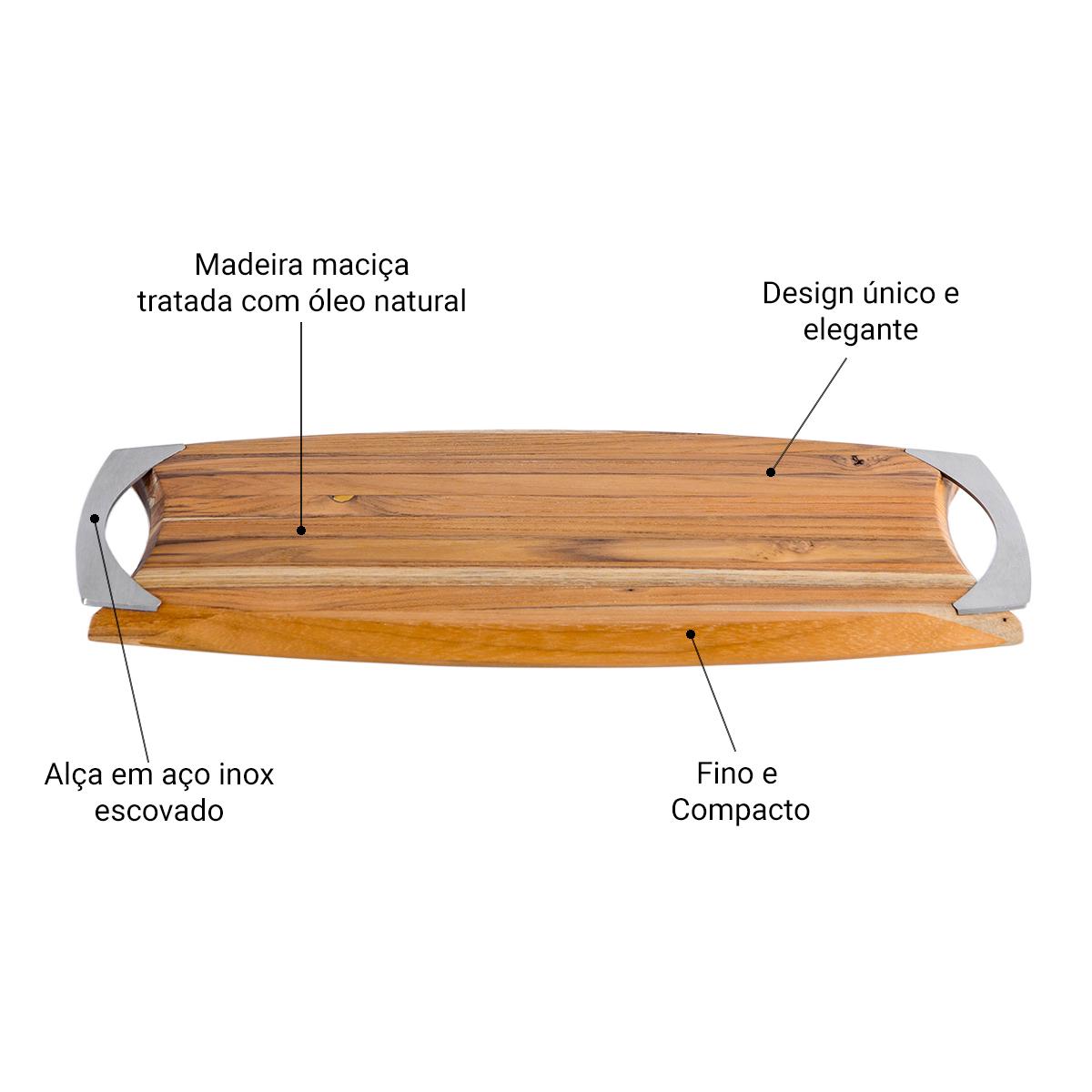 Tábua Multiuso Linea Wood