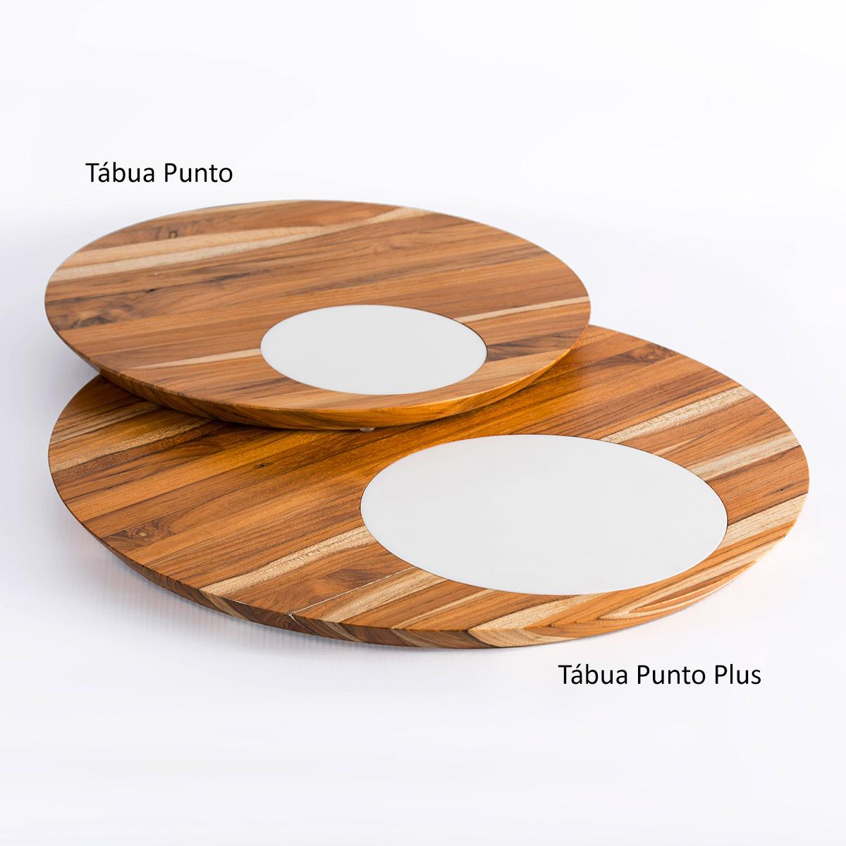Tábua Multiuso Punto Wood Plus