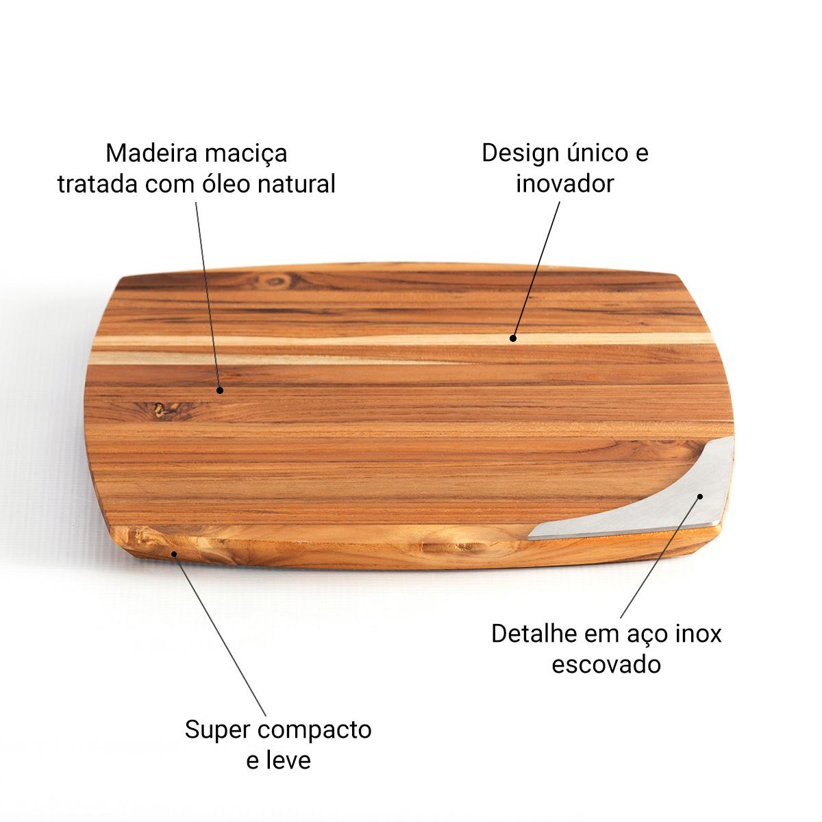 Tábua Multiuso Quadro Wood