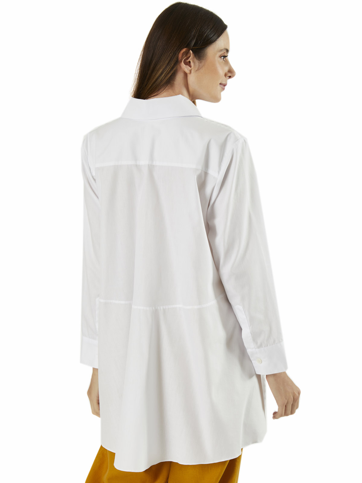 Camisa Tricoline Amplidão