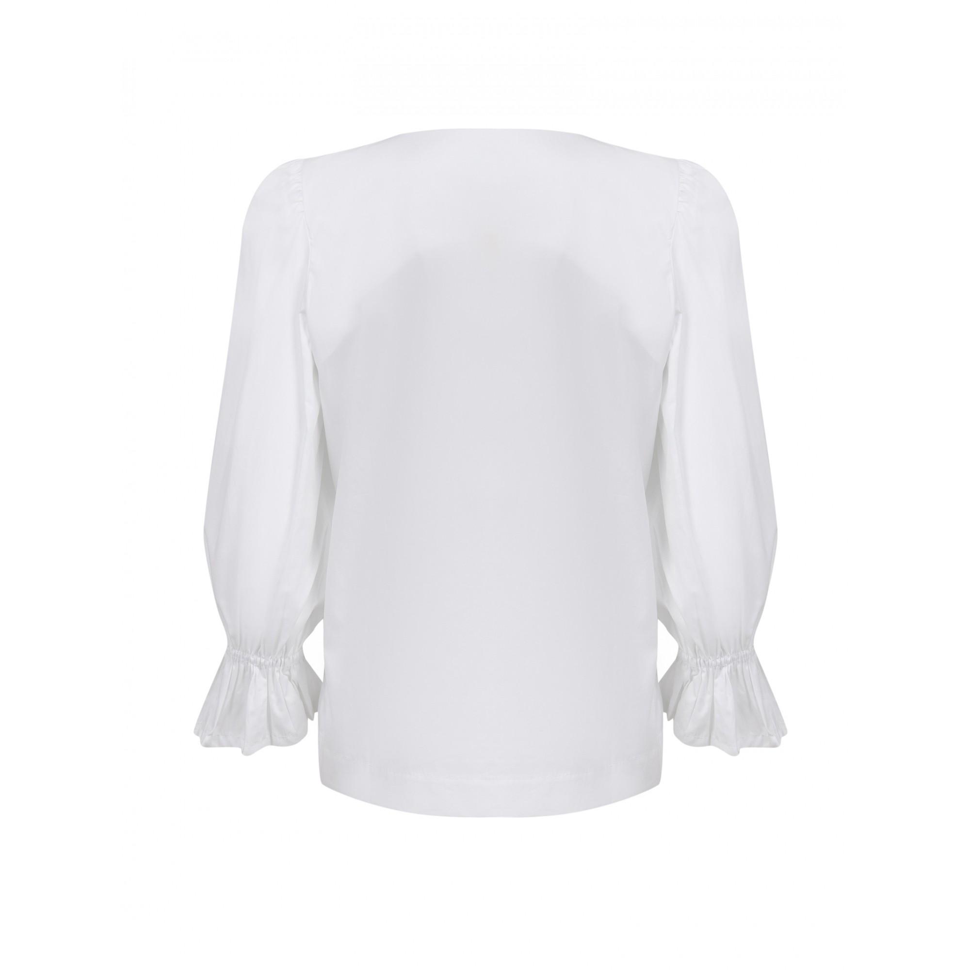 Camisa Tricoline Estrela