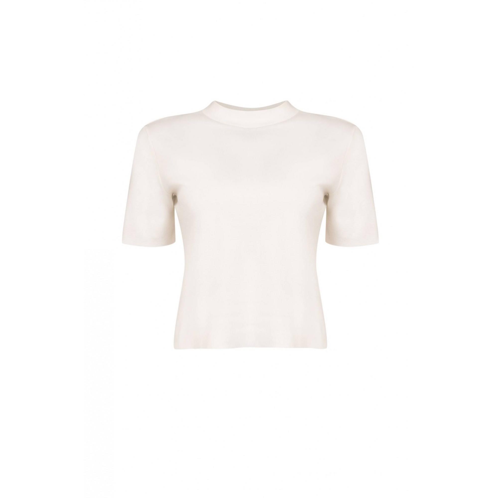 Camiseta Gola Alta