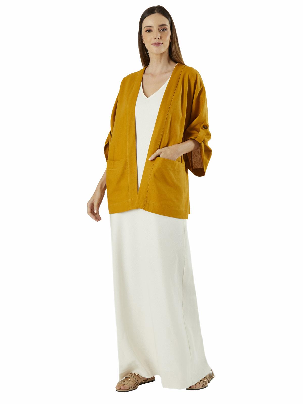 Kimono Linho Livre