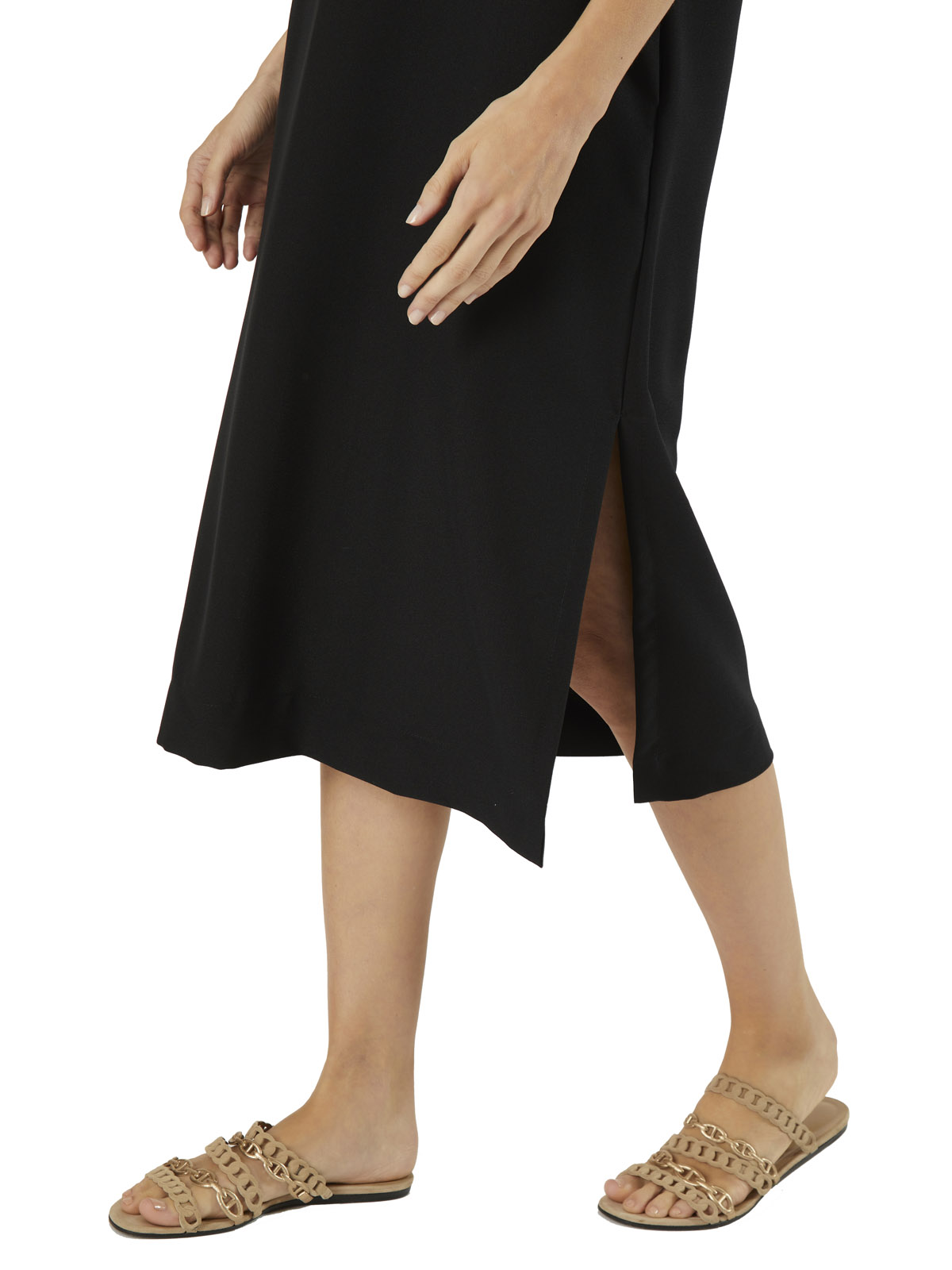 Vestido Crepe Pilar