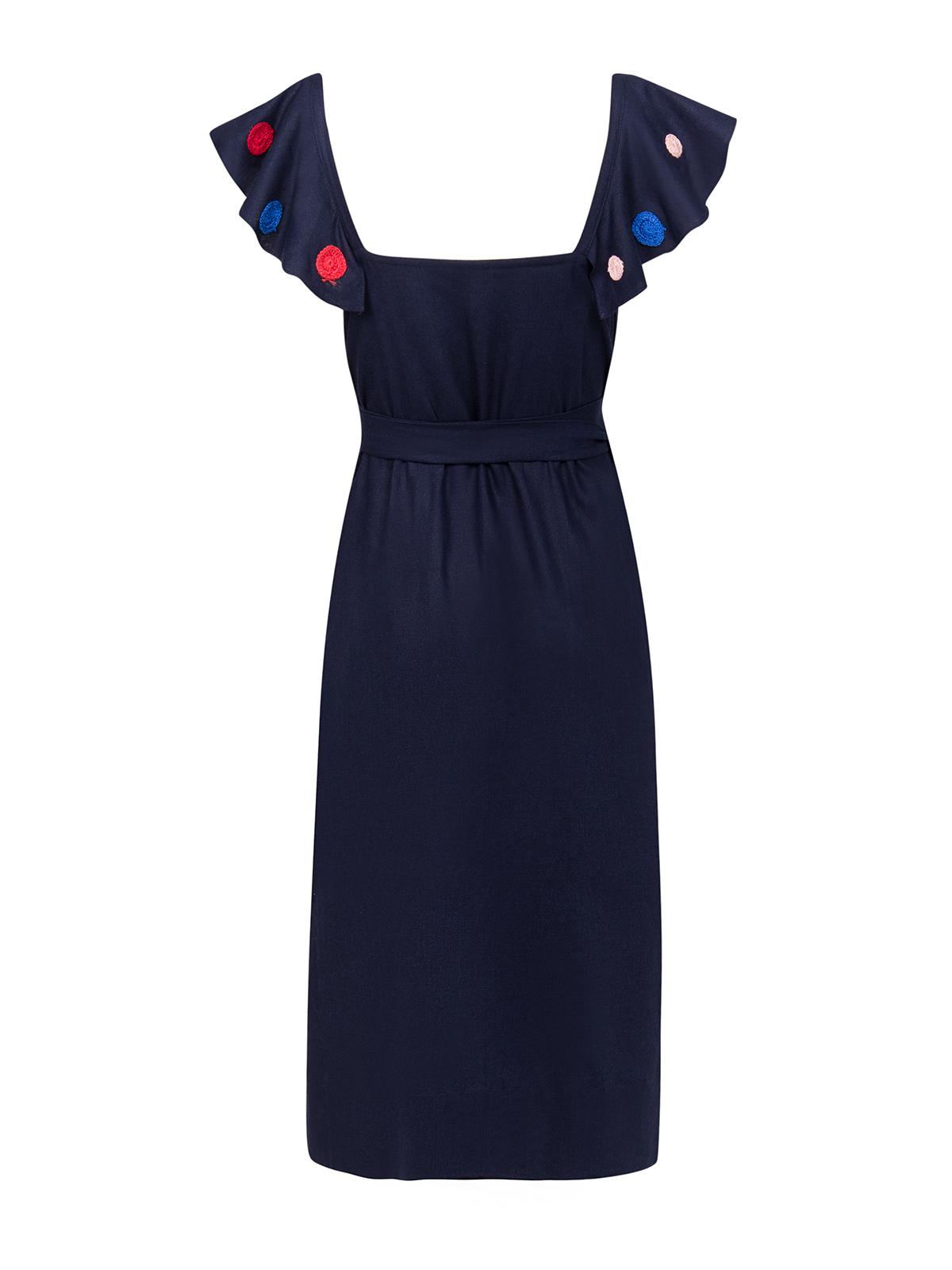 Vestido Linho Confete - Collab Baila Comigo - Âme e Marju